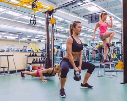 personal trainer, fisioterapia